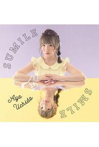 (CD)内田彩1stシングル SUMILE SMILE(通常盤)