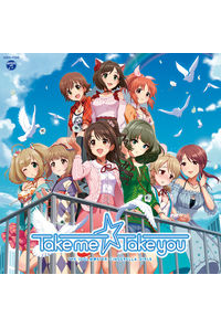 (CD)THE IDOLM@STER CINDERELLA MASTER Take me☆Take you