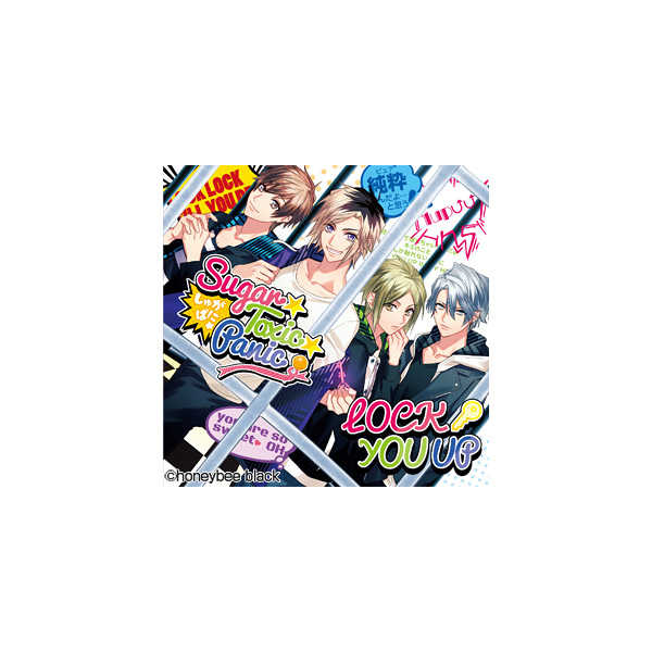(CD)DYNAMIC CHORD shuffleCD series 2nd vol.3 Sugar★Toxic★Panic