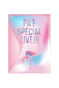 (BD)Pile SPECIAL LIVE!!!「P.S.ありがとう...」at TOKYO DOME CITY HALL