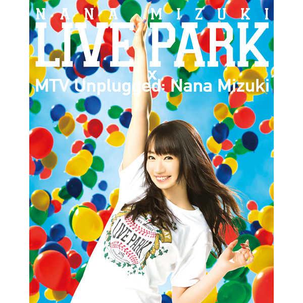 (BD)NANA MIZUKI LIVE PARK × MTV Unplugged: Nana Mizuki