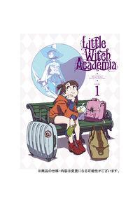 (BD)リトルウィッチアカデミア Vol.1 Blu-ray 初回生産限定版 (とらのあな限定版)
