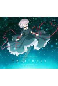 (CD)「Rewrite」第2期Terra編エンディングテーマ Instincts/水谷瑠奈 (NanosizeMir)