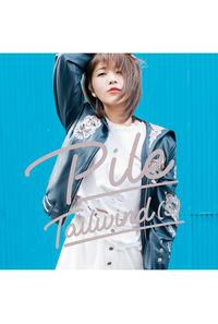(CD)Pile 3rdアルバム Tailwind(s) (通常盤)