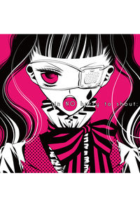 (CD)「覆面系ノイズ」オープニングテーマ・挿入歌 in NO hurry to shout;「ハイスクール [ANIME SIDE] -Bootleg- / スパイラル」