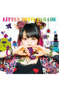 (CD)LiTTLE DEViL PARADE(BD付初回生産限定盤)/LiSA