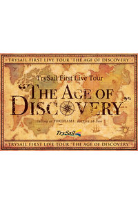 "(BD)TrySail First Live Tour""The Age of Discovery""(初回生産限定盤)/TrySail"