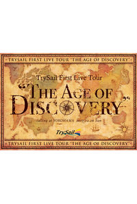 "(DVD)TrySail First Live Tour""The Age of Discovery""(初回生産限定盤)/TrySail"