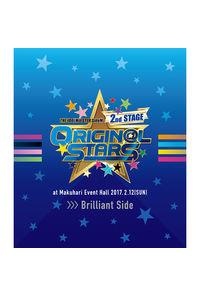 (BD)THE IDOLM@STER SideM 2nd STAGE ~ORIGIN@L STARS~ Live Blu-ray 【Brilliant Side】