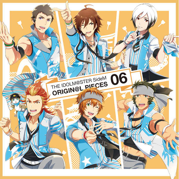 (CD)「アイドルマスター SideM」THE IDOLM@STER SideM ORIGIN@L PIECES 06