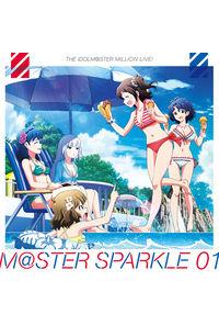 (CD)「アイドルマスター ミリオンライブ! シアターデイズ」THE IDOLM@STER MILLION LIVE! M@STER SPARKLE 01
