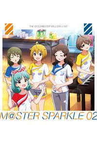 (CD)「アイドルマスター ミリオンライブ! シアターデイズ」THE IDOLM@STER MILLION LIVE! M@STER SPARKLE 02