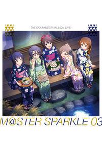 (CD)「アイドルマスター ミリオンライブ! シアターデイズ」THE IDOLM@STER MILLION LIVE! M@STER SPARKLE 03