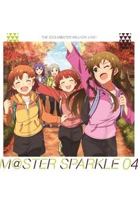 (CD)「アイドルマスター ミリオンライブ! シアターデイズ」THE IDOLM@STER MILLION LIVE! M@STER SPARKLE 04