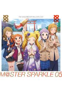 (CD)「アイドルマスター ミリオンライブ! シアターデイズ」THE IDOLM@STER MILLION LIVE! M@STER SPARKLE 05