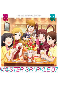 (CD)「アイドルマスター ミリオンライブ! シアターデイズ」THE IDOLM@STER MILLION LIVE! M@STER SPARKLE 07