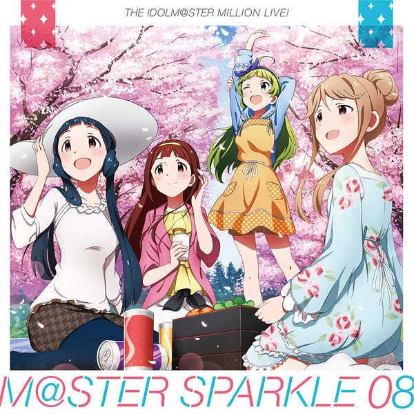 (CD)「アイドルマスター ミリオンライブ! シアターデイズ」THE IDOLM@STER MILLION LIVE! M@STER SPARKLE 08