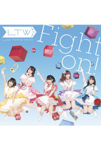(CD)「ゲーマーズ!」エンディングテーマ Fight on!(初回限定盤)