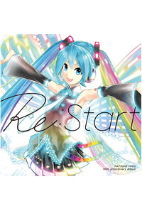 (CD)HATSUNE MIKU 10th Anniversary Album 「Re:Start」(通常盤)