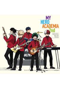 (CD)「僕のヒーローアカデミア」2nd オリジナル・サウンドトラック
