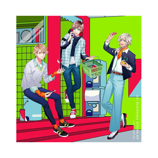 (CD)「A3!(エースリー)」ミニアルバム A3! Blooming SPRING EP