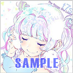(CD)「Tokyo 7th シスターズ」t7s オリジナル・サウンドトラック -The Things She Loved-