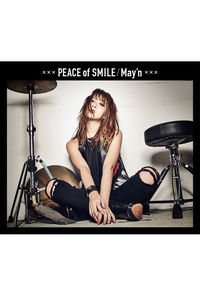 (CD)PEACE of SMILE(初回限定盤C)/May'n