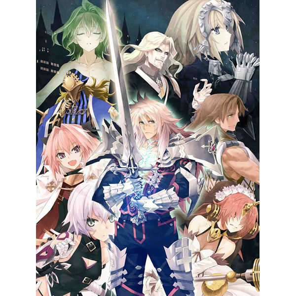 (BD)Fate/Apocrypha Blu-ray Disc Box I (完全生産限定版)
