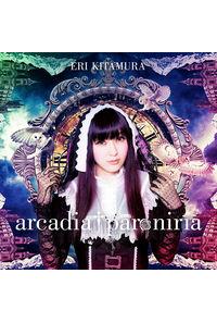 (CD)arcadia † paroniria(通常盤)/喜多村英梨