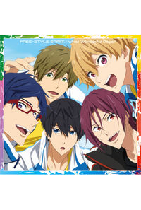 (CD)「特別版 Free!-Take Your Marks-」オープニング&エンディングテーマ FREE-STYLE SPIRIT/What Wonderful Days!!
