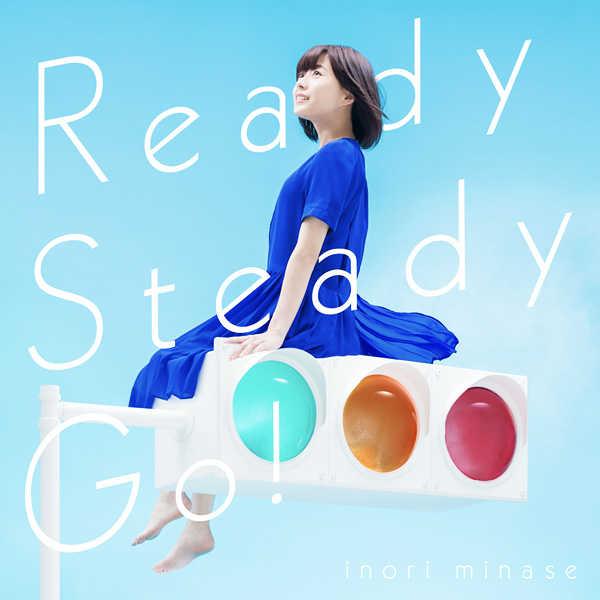 (CD)Ready Steady Go!/水瀬いのり