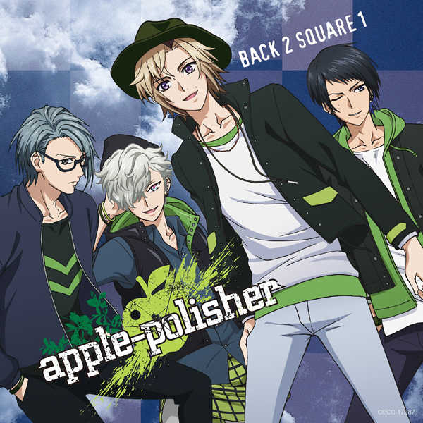 (CD)「DYNAMIC CHORD」エンディングテーマ BACK 2 SQUARE 1(初回限定盤)/apple-polisher
