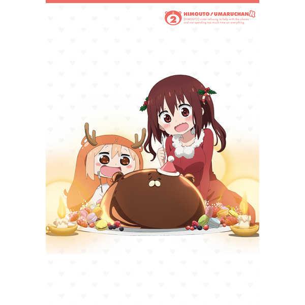 (BD)干物妹!うまるちゃんR Vol.2 Blu-ray 初回生産限定版
