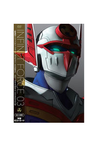 (DVD)Infini-T Force DVD 3