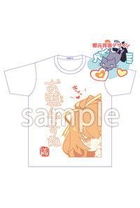 (OTH)「ノラと皇女と野良猫ハート」ノラととTシャツ【お盛んですね】