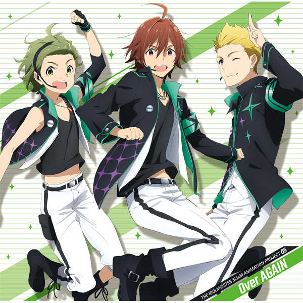 """(CD)「アイドルマスター SideM」THE IDOLM@STER SideM ANIMATION PROJECT 05 """"Over AGAIN"""""""