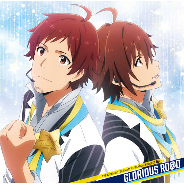 "(CD)「アイドルマスター SideM」THE IDOLM@STER SideM ANIMATION PROJECT 08 ""GLORIOUS RO@D"""