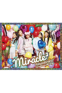 (CD)「アイドル×戦士 ミラクルちゅーんず!」MIRACLE☆BEST - Complete miracle2 Songs -(初回生産限定盤)
