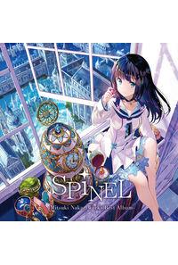 (CD)SPiNEL-Mitsuki Nakae Works Best Album-/中恵光城