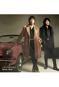 (CD)映画「文豪ストレイドッグス DEAD APPLE」オープニングテーマ Deadly Drive(通常盤)/GRANRODEO