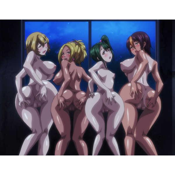 (DVD)OVA裏・受胎島 #1 精液って…なんでこんなに…美味しいの…