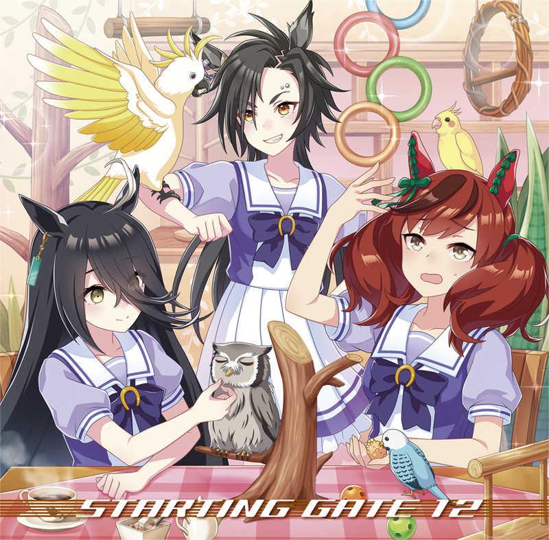 (CD)「ウマ娘 プリティーダービー」STARTING GATE 12