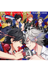 (CD)「ヒプノシスマイク -Division Rap Battle-」Buster Bros!!! VS MAD TRIGGER CREW