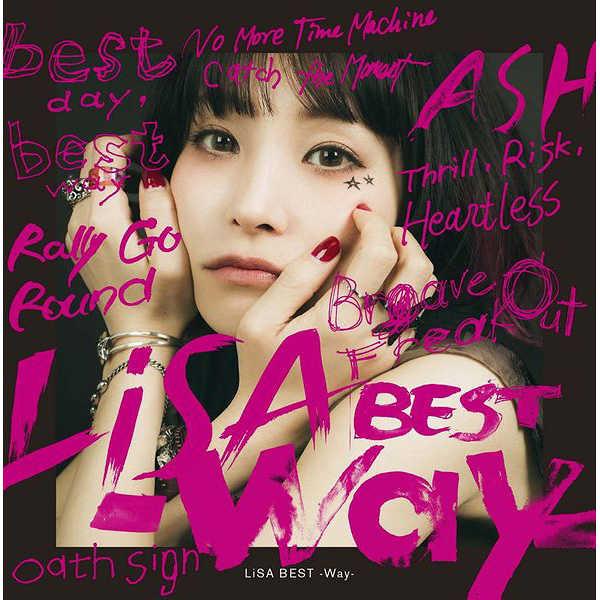 (CD)LiSA BEST -Way-(BD付初回生産限定盤)/LiSA