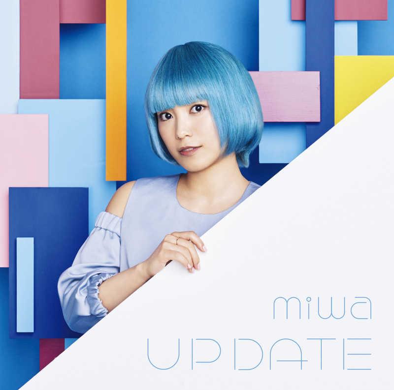 (CD)「僕のヒーローアカデミア」エンディングテーマ アップデート(初回生産限定盤)/miwa
