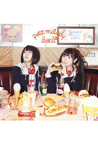 (CD)「ありすorありす」オープニングテーマ A or A!?(初回限定盤)/petit milady