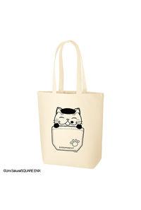 (OTH)おじさまと猫 トートバッグ