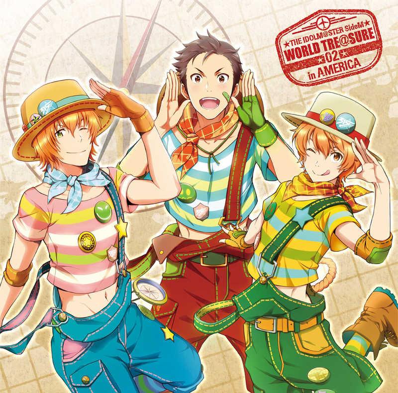 (CD)「アイドルマスター SideM」THE IDOLM@STER SideM WORLD TRE@SURE 02