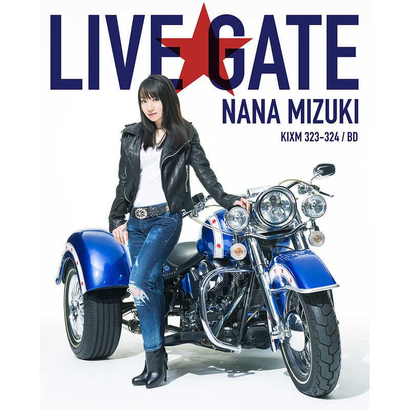 (BD)NANA MIZUKI LIVE GATE