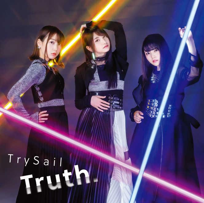 (CD)「BEATLESS」オープニングテーマ Truth.(初回生産限定盤)/TrySail